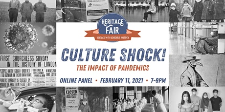 Culture Shock! The Impact of Pandemics tickets