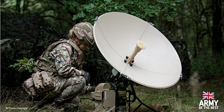 Meet the Army - Communications, Intelligence & I.T (Royal Signals) tickets