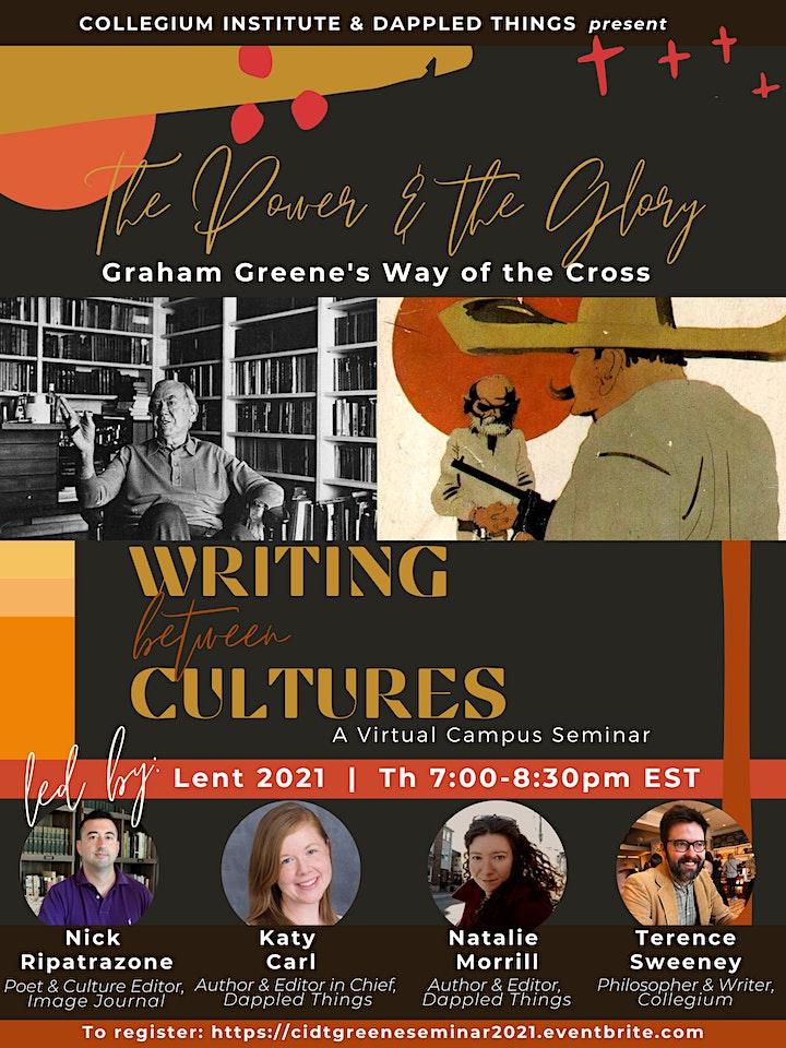 The Power & the Glory: Graham Greene's Way of the Cross image