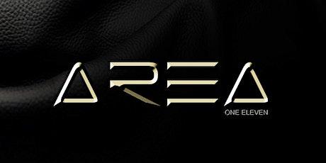 AREA 111 Saturdays tickets
