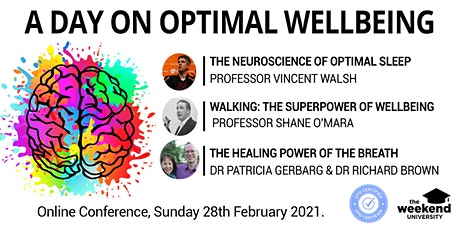 A Day on Optimal Wellbeing tickets