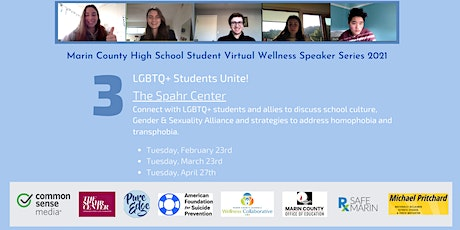 The Spahr Center: LGBTQ+ Students Unite! tickets