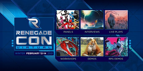 Renegade Con - Winter -  General Admission tickets