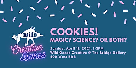 Creative Bakes: Cookies tickets