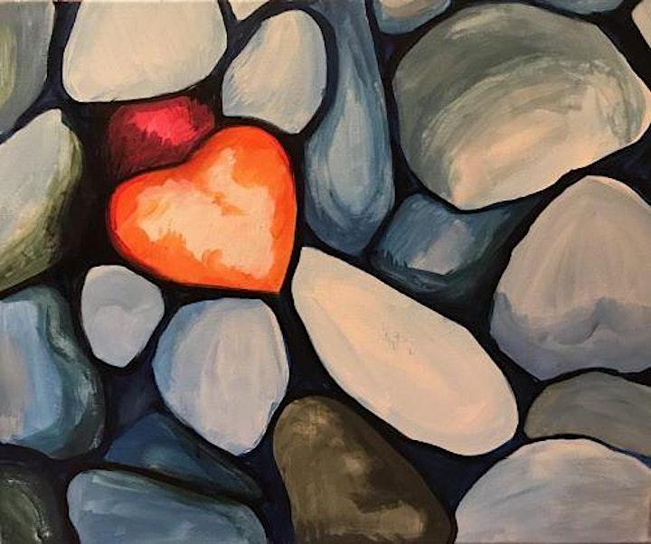 Heart Shaped Rock image