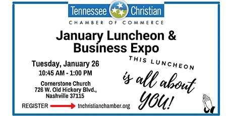 January Luncheon & Business Expo tickets