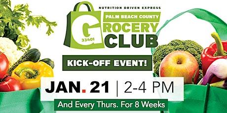 Palm Beach County Grocery Club tickets