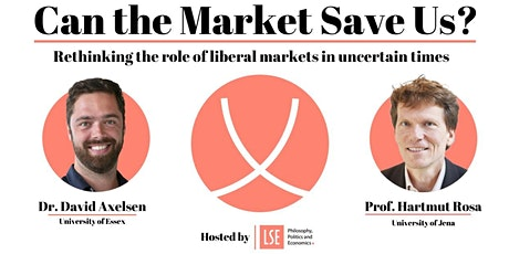 Can The Market Save Us? tickets
