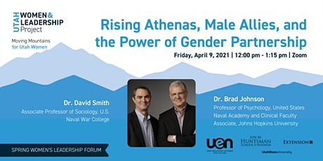 Rising Athenas, Male Allies, and the Power of Gender Partnership tickets