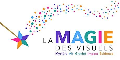 Mettez de la MAGIE dans vos communications visuelles billets