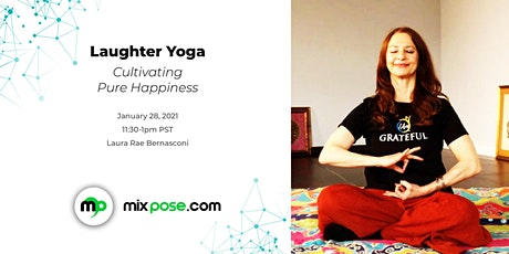 Laughter Yoga: Cultivate Pure Happiness tickets