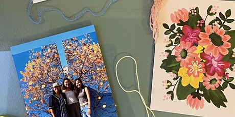 Handmade Happy Hour - Hand Embellished Photos tickets