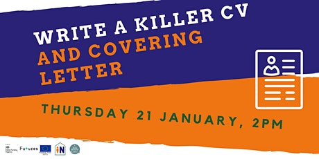 Write a Killer CV tickets