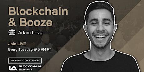 Blockchain & Booze billets