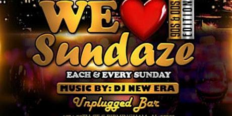 We ❤ Sundaze Day Party tickets