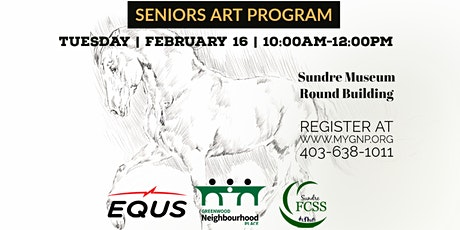 Seniors Art Program tickets
