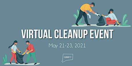 Spring Has Sprung Virtual CleanUp tickets