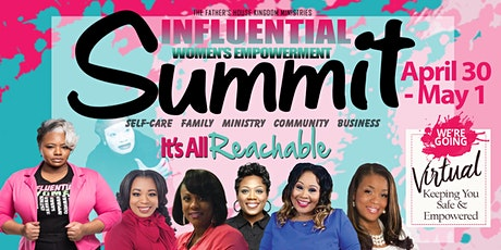 Influential Women Empowerment Summit tickets
