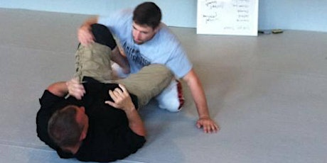 Webinar - Grappling in a Weapons Based Environment : Halfguard tickets
