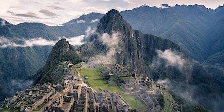 2022 Peru: Tour of the Incas tickets