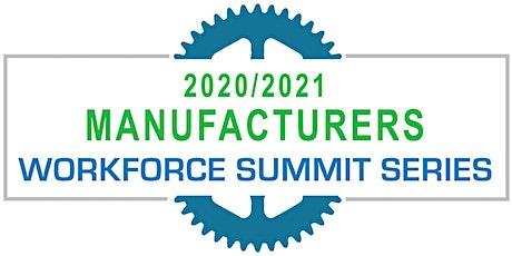 Manufacturers Workforce Summit Webinar - Panel Discussion tickets