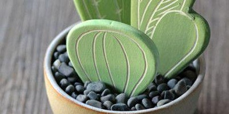 Clay Succulent Class tickets