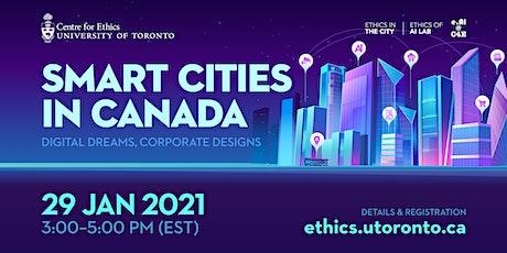 Smart Cities in Canada: Digital Dreams, Corporate Designs tickets