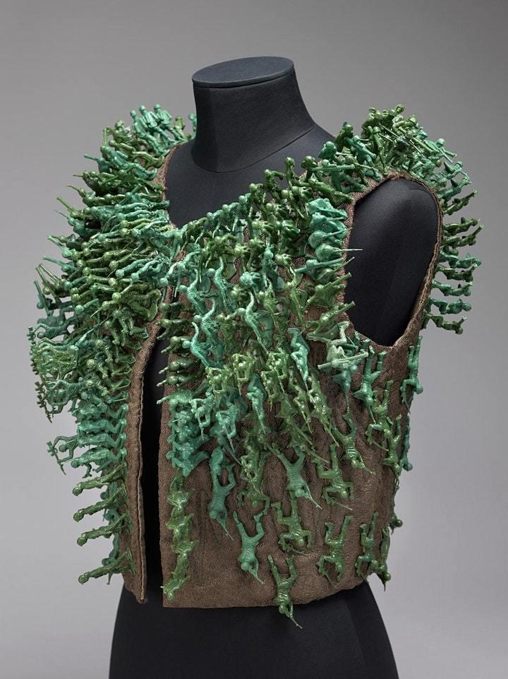 Curator Talk: American Art to Wear, with Dilys Blum image