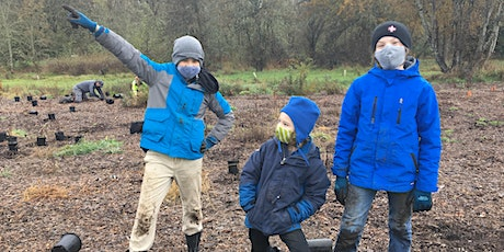 LOVE THE TREES! Valentine's Day Volunteer Planting at Sandy River Delta tickets