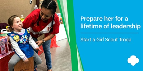 Become a Girl Scout Volunteer! tickets