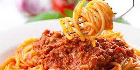 Rotary Spaghetti Dinner-Drive Thru Event tickets