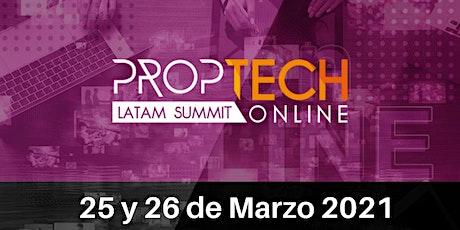 PropTech Latam Online entradas
