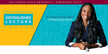 Presidential Distinguished Lecture Series tickets