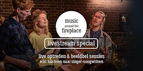 Music around the fireplace╳Scott & Young╳Livestream special tickets