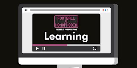 LGBT+ inclusive junior football tickets