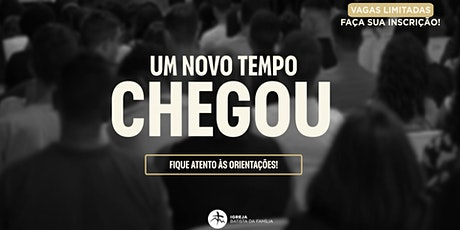 CULTO PRESENCIAL - IBF SALVADOR (MANHÃ) ingressos