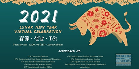 Lunar New Year Virtual Celebration tickets