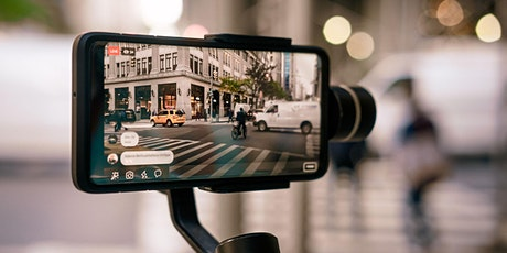 Create engaging video using your smartphone tickets
