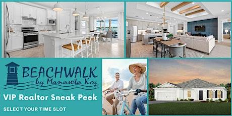 BeachWalk VIP Realtor Sneak Peek Event tickets