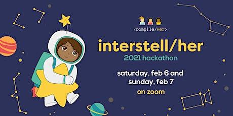 interstell/Her Hackathon 2021 tickets