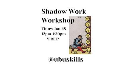 *FREE* Shadow Work Workshop tickets