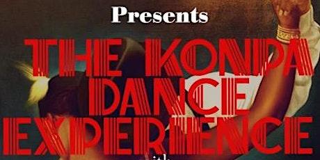 The Konpa Dance Experience tickets