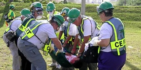 Please Sign up on the other Escambia CERT Training Eventbrite page tickets
