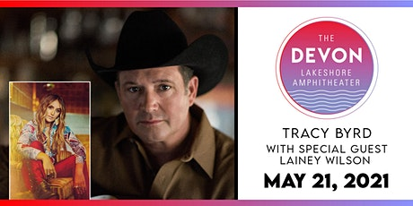 Tracy Byrd with special guest Lainey Wilson tickets