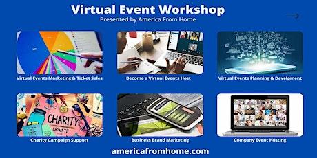 Virtual Event Workshop tickets