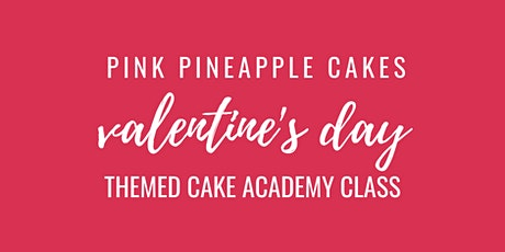 How To Decorate a Valentine's Theme Cake tickets