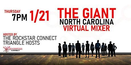 The Giant North Carolina Virtual Mixer tickets