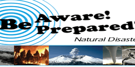 DISASTER PREPAREDNESS SEMINAR tickets
