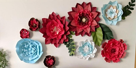 DIY Paper Flower Workshop tickets