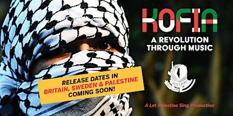 Kofia: a Revolution Through Music - Online Film Preview tickets